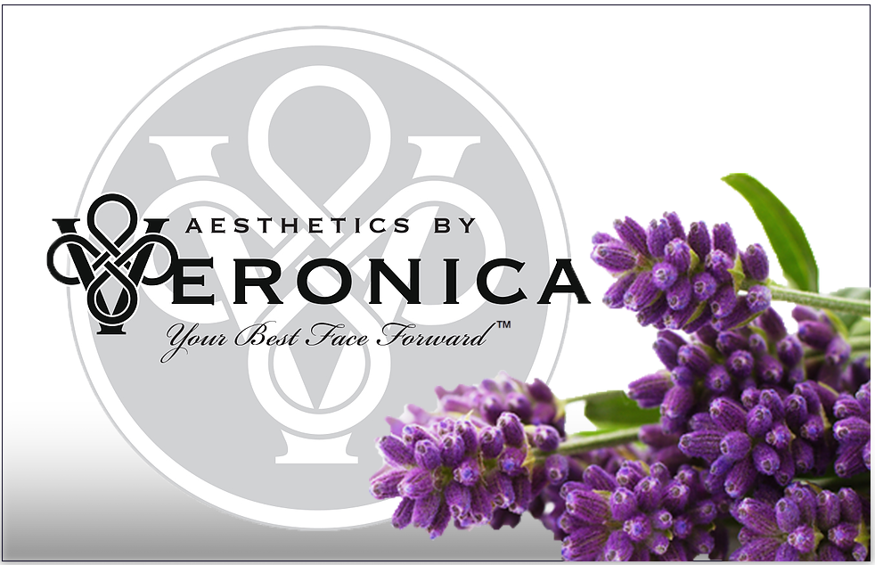 AESTHETICS BY VERONICA, Logo